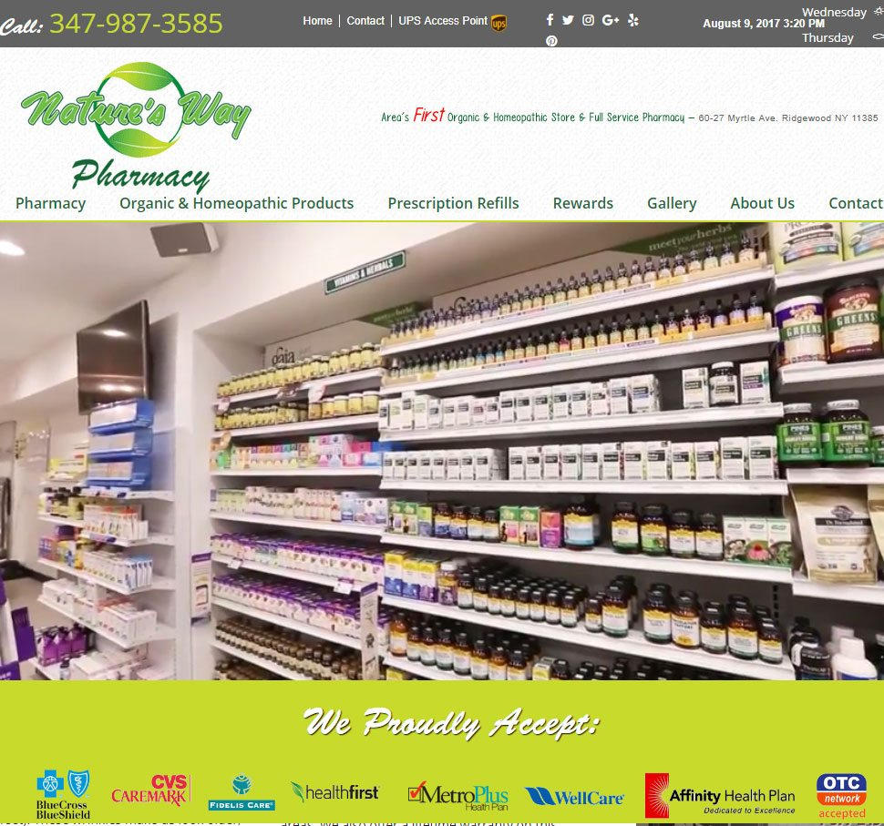 Nature's Way Pharmacy