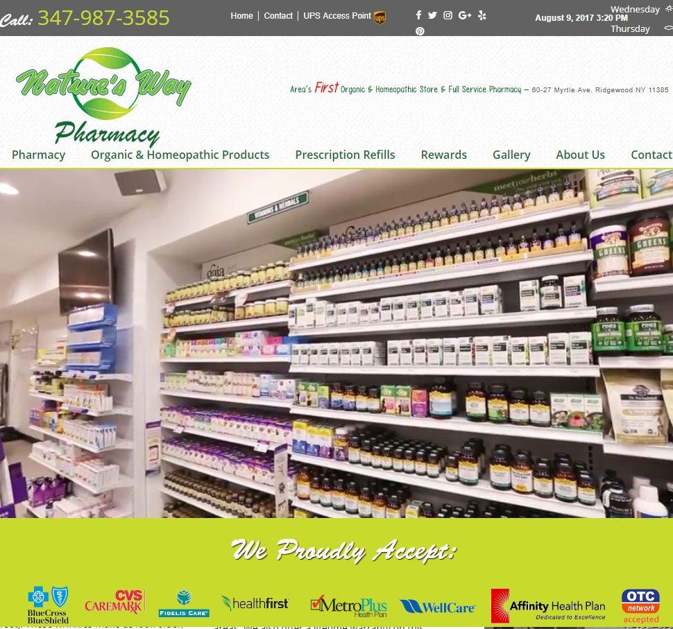 Nature's Way Pharmacy